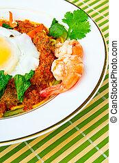 Famous malaysian dish called Mee Bandung