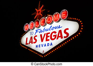 Welcome to Fabulous Las Vegas - Famous Welcome to Fabulous ...