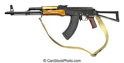 AK-47 - Famous worldwide Kalashnikov AK-47, Hummingbird 7.62...