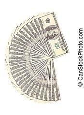 fan from the dollars