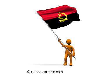 Fan Of Angola