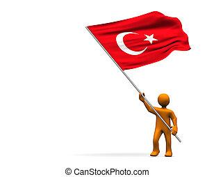 Fan Of Turkey