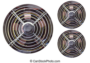 Fan power supply