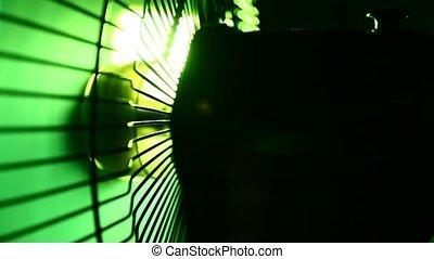 Fan - Electric fan