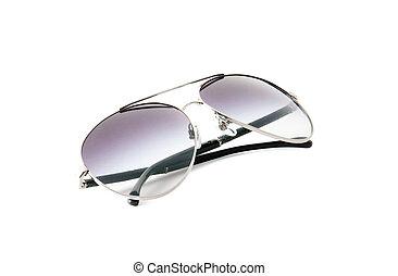 fancy aviator style sunglasses