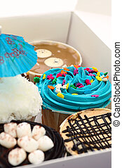 Fancy Cup Cakes for Sale