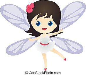Fancy Cute Fairy