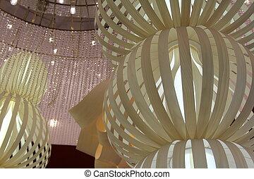 Fancy Interior Hanging Lamps