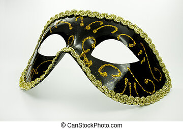 fancy mask