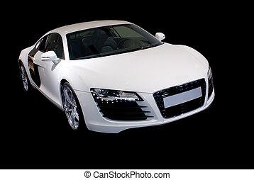 Fancy Sports Car