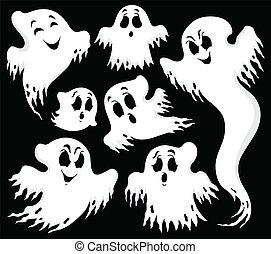 fantôme, topic, image, 1