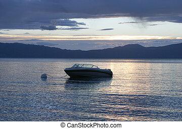fantasía, barco, #2