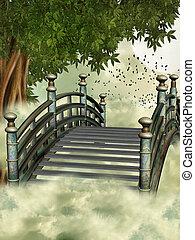 fantasía, puente