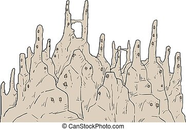 fantasia, caverna