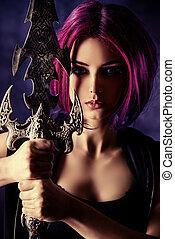 fantasia, rosa