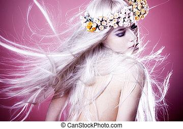fantasie, blond