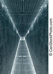 fantasie, korridor
