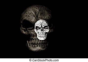 fantasma, cranio