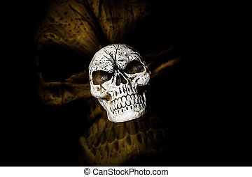 fantasma, cranio, iii