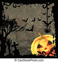 fantasmal, halloween, diseño