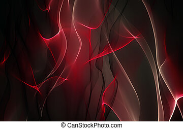 Fantastic elegant and powerful background design illustration