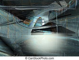 Fantastic interior 1