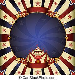 Fantastic night square circus
