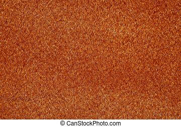 Fantastic tissue background in deep orange tone.