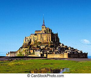 fantastisch, kasteel
