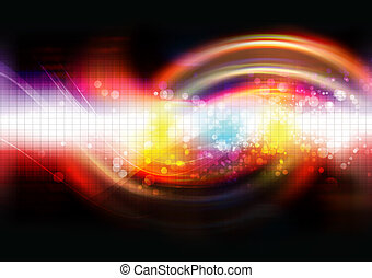 fantasy abstract background
