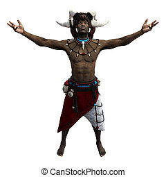 Fantasy African Magic