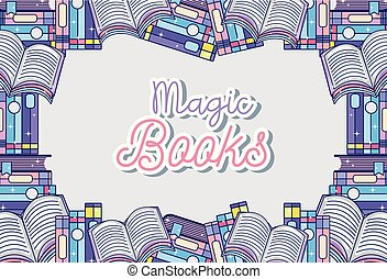 Fantasy and magic books