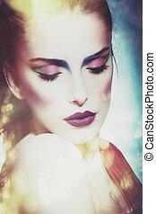fantasy beauty woman