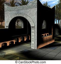 Fantasy Building