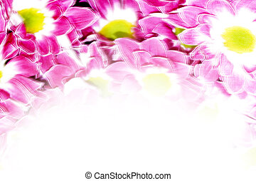fantasy floral background