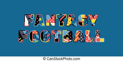 Fantasy football Vector Clip Art Royalty Free. 343 Fantasy ...