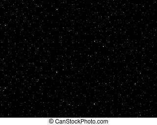Fantasy Galaxy Field of Stars - View of a field of stars in...