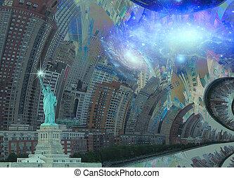 Fantasy NYC