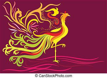 Fantasy phoenix