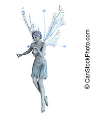 Fantasy Snow Fairy