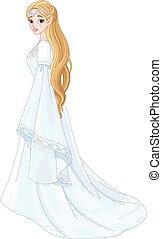 Fantasy Style Elf Princess