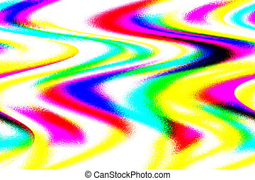 Fantasy Swirl Abstract