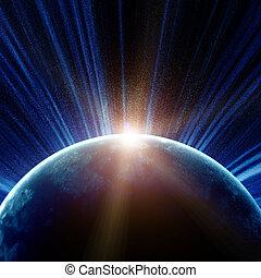 fantasztikus, ábra világűr
