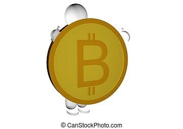fantoche, bitcoin