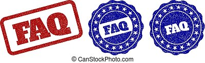 FAQ Scratched Stamp Seals