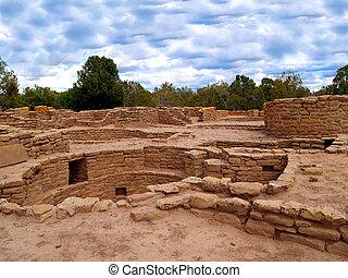 Far View House%u2014Mesa Verde - Ruins of Far View House in...