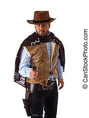 Far West - Gunman in the old wild west