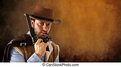Far West - Gunman in the old wild west