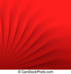 farbe, abstrakt, hintergrund, rotes