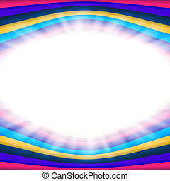 farbe, leuchtsignal, abstrakt, linien, vektor, hintergrund